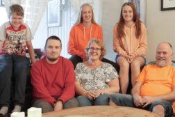 Møt familien Myhre: Frivillige ildsjeler som gjør en forskjell i nærmiljøet