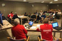 Årsmøte i Haugerud Fotball: Hyggelige tall – men også store utfordringer