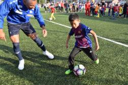 Fotballfest med Vålerenga