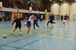 Fullt hus på futsalturnering for ungdom