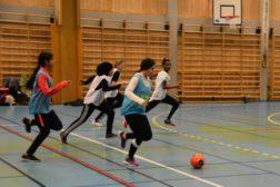 Futsalturnering for jenter