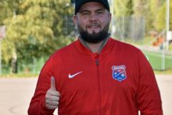 Thor Olav ny leder for Haugerudfotballen: Dette gleder jeg meg til!