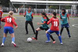 Fotballsesongen 2020 sparket i gang av 2007-jentene