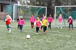 To nye fotballag for barn
