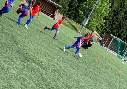 Seriekamper på rekke og rad på Haugerudbanen